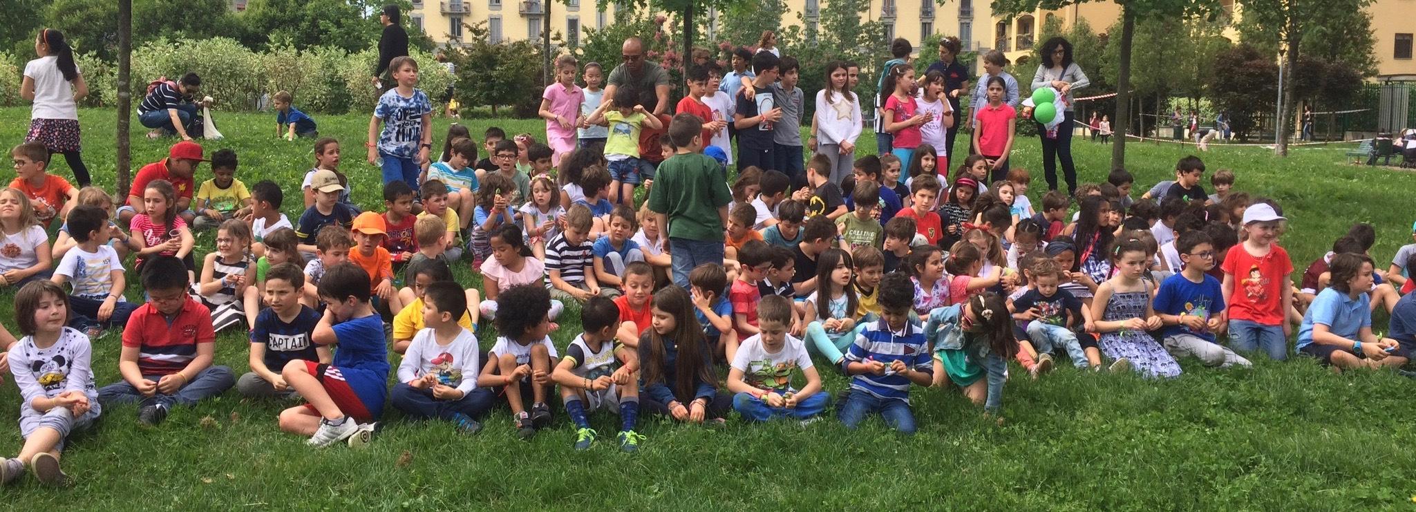 Festa di fine anno  2017 Colletta