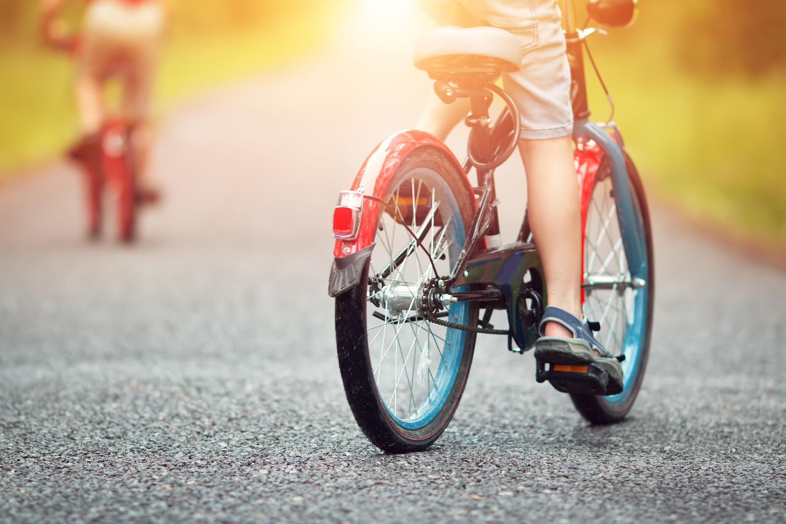 Il bike to school arriva anche in Monte Velino!