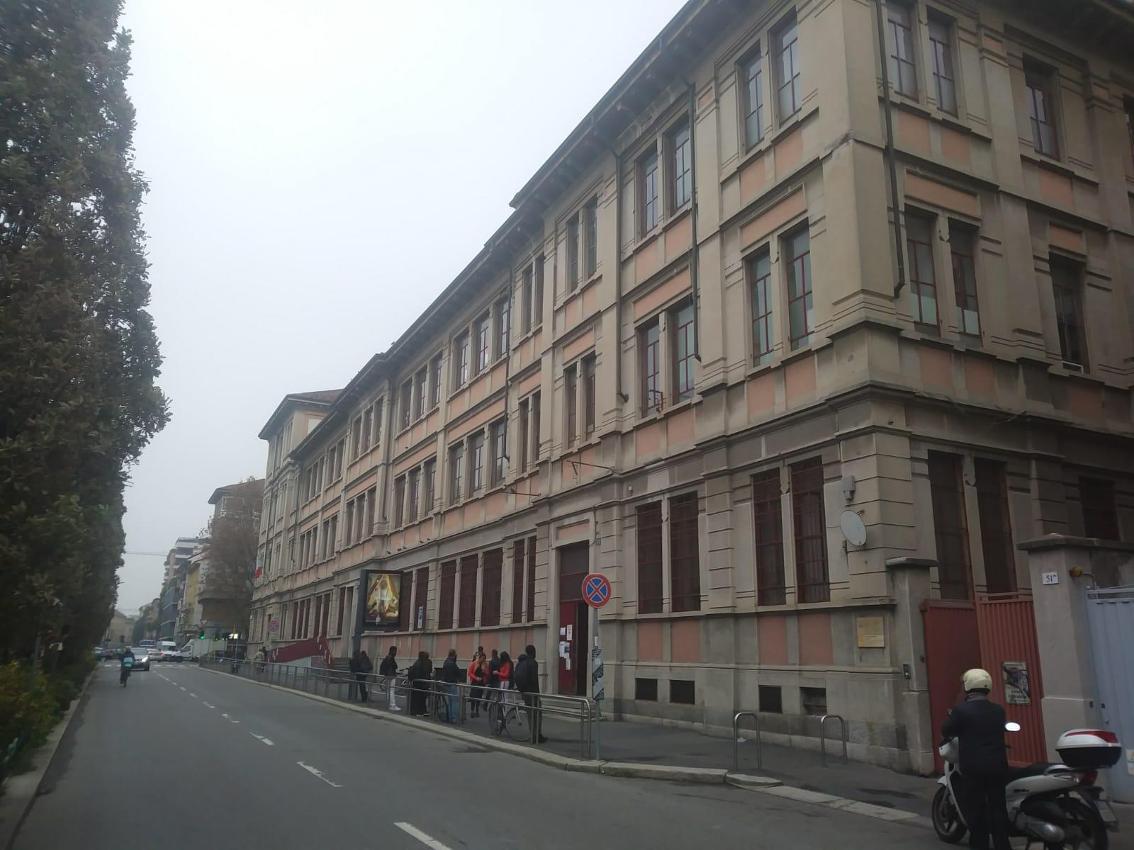 Scuola via Colletta: stato avanzamento lavori